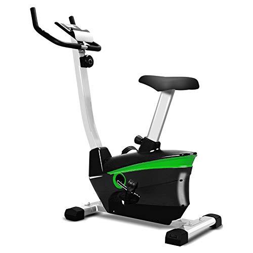 Yingm Bicicleta de Spinning Fitness Indoor Equipo de la Aptitud Spinning Pantalla LCD Bicicletas Ultra silencioso Inicio Control magnético de la Bici de Ejercicio Sigue Moviendote