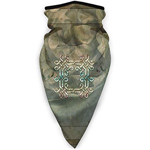 Magia Headwear Maravilloso Decorativo Celta Nudo Unisex Variedad Pañuelo Pañuelo Pañuelo Pañuelo Pañuelo para el Cuello Polainas para la Cabeza Bufanda Mascar