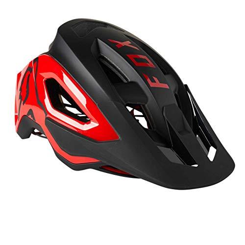 Fox Speedframe Pro Helmet, Ce Black/Red