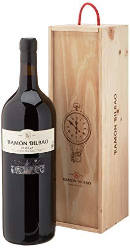 RAMON BILBAO Reserva Rioja Res DOCa Jeroboam 5l cosecha 2014 Trocken in Geschenkverpackung (1 x 5 l)
