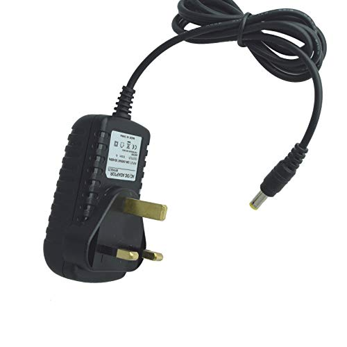 Price comparison product image MyVolts 9V power supply adaptor compatible with Casio AD-E95100 PSU part - UK plug