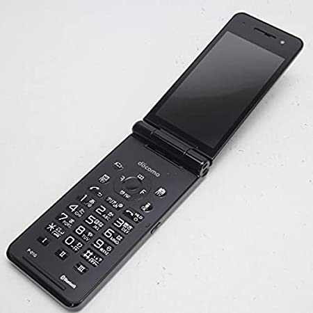 docomo p-01g ブラック