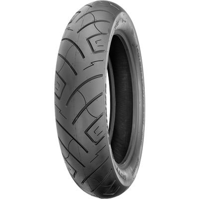 100/90-19 (61H) Shinko 777 H.D. Front Motorcycle Tire Black Wall for Harley-Davidson Dyna Glide Convertible FXDS-CONV 1994-1996 -  SHIN23805