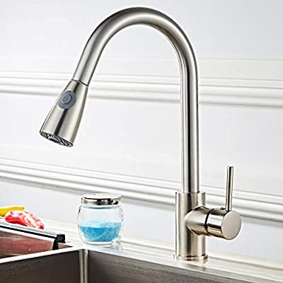 Kitchen Faucet, Sink Faucet, All Copper Kitchen...
