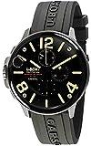 U-boat capsoil Chrono 8111/c Reloj para Hombre Analógico de Cuarzo Suizo con Brazalete de Goma 8111/C