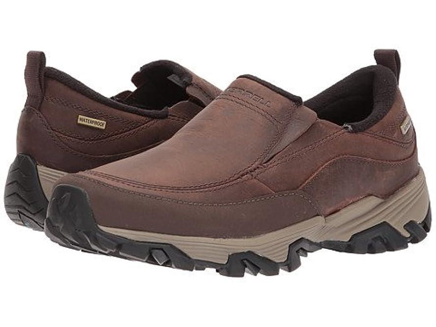座標修正する反発(メレル) MERRELL レディースウォーキングシューズ?スニーカー?靴 Coldpack Ice+ Moc Waterproof Cinnamon 9.5 26.5cm M [並行輸入品]