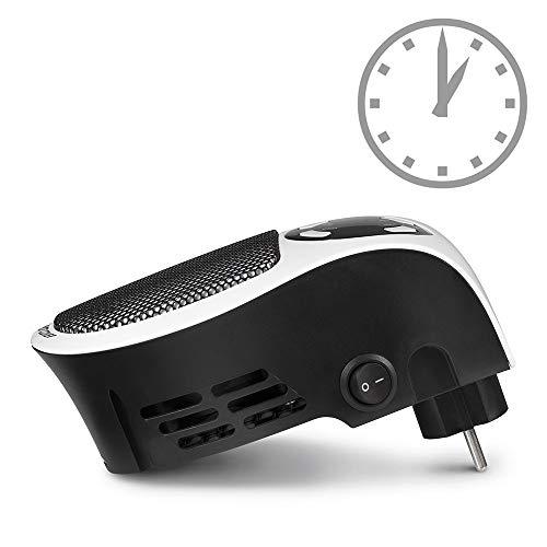 Mini termoventilatore con display led 900W