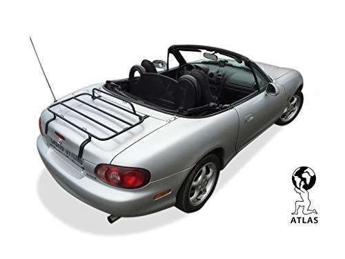 Atlas Mazda MX-5 NB Gepäckträger - Black Edition 1998-2005