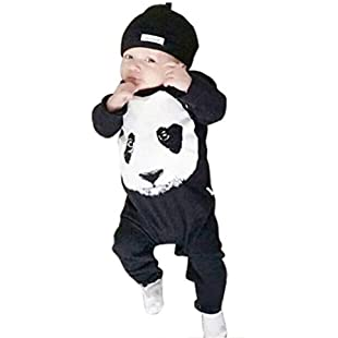 Vovotrade® Carters Baby Boy Rompers Long Sleeve Baby Climbing Clothes Size from 0-24 Months (90 6-12Month)(without hat):Wenstyle