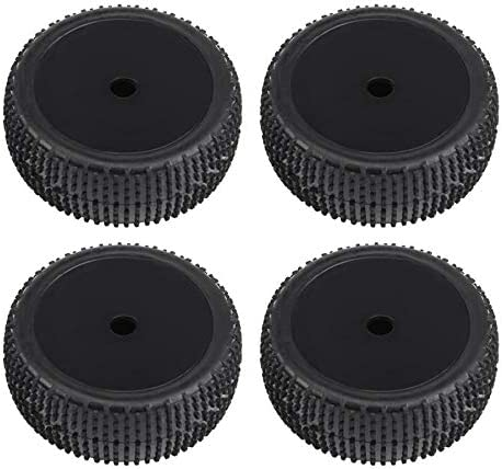 JYTFZD Independently 4pcs Set RC Racing Road Off Rubber Car NEW Great interest Tire