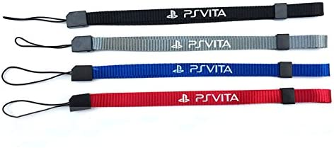 4 x Wrist Strap Lanyard String for Sony PlayStation PS Vita Psvita PSV 1000 2000 product image