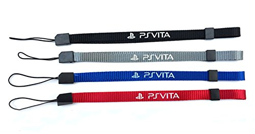 4 x Wrist Strap Lanyard String for Sony PlayStation PS Vita Psvita PSV 1000 2000