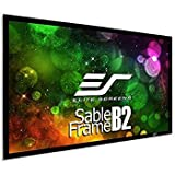 Elite Screens Rahmenleinwand Sable Frame B2 244 x 137 cm, 16:9 Format 110 Zoll, SB110WH2