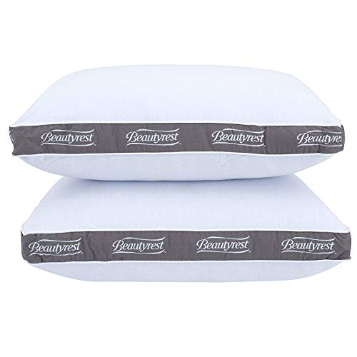 Beautyrest Luxury Spa Comfort Pillow, Set of 2 (Queen)