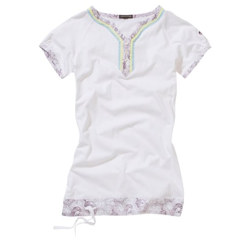 Craghoppers T-Shirt &Chennai Top Medium Blanc - Blanc