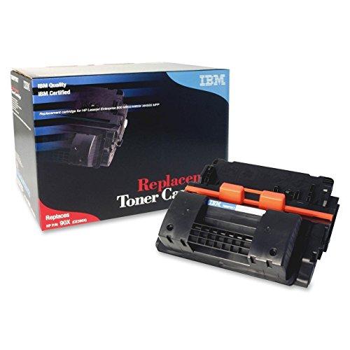 IBM ibmtg85p7017alternativa remanufacturados cartucho de tóner para impresora láser HP 131A, Color Negro