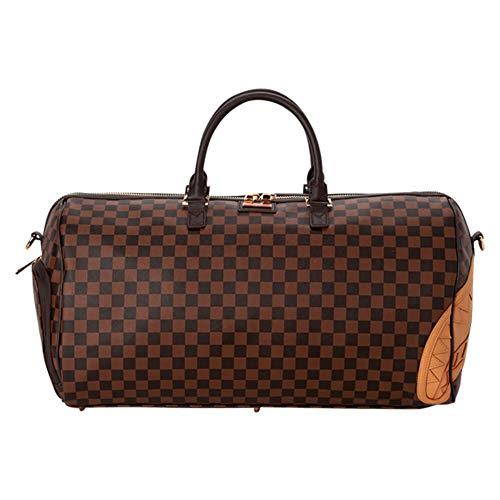 SPRAYGROUND Tasche Henny Duffle Brombeer