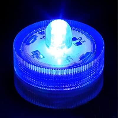 Submersible Battery LED Lights~WHITE~wedding~tea Light
