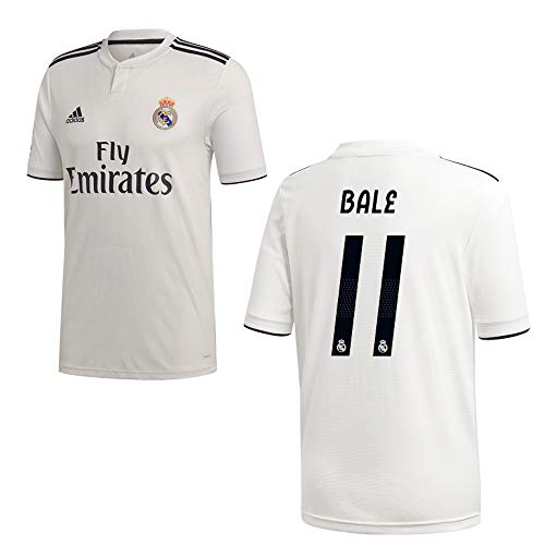 adidas REAL Madrid Trikot Home Herren 2019 - Bale 11, Größe:XL