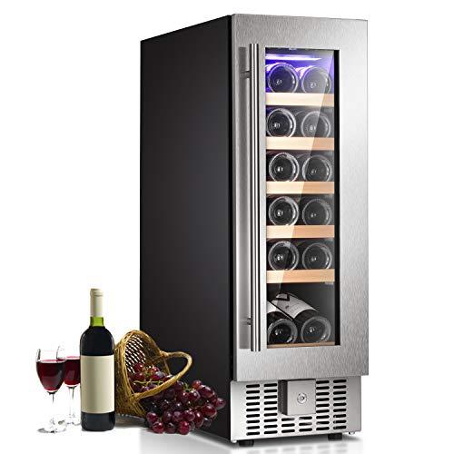 12 inch wine refrigerator - 5