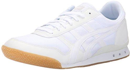 ASICS - Herren Onitsuka Tiger Ultimate 81 Schuhe, 37 EU, White/White