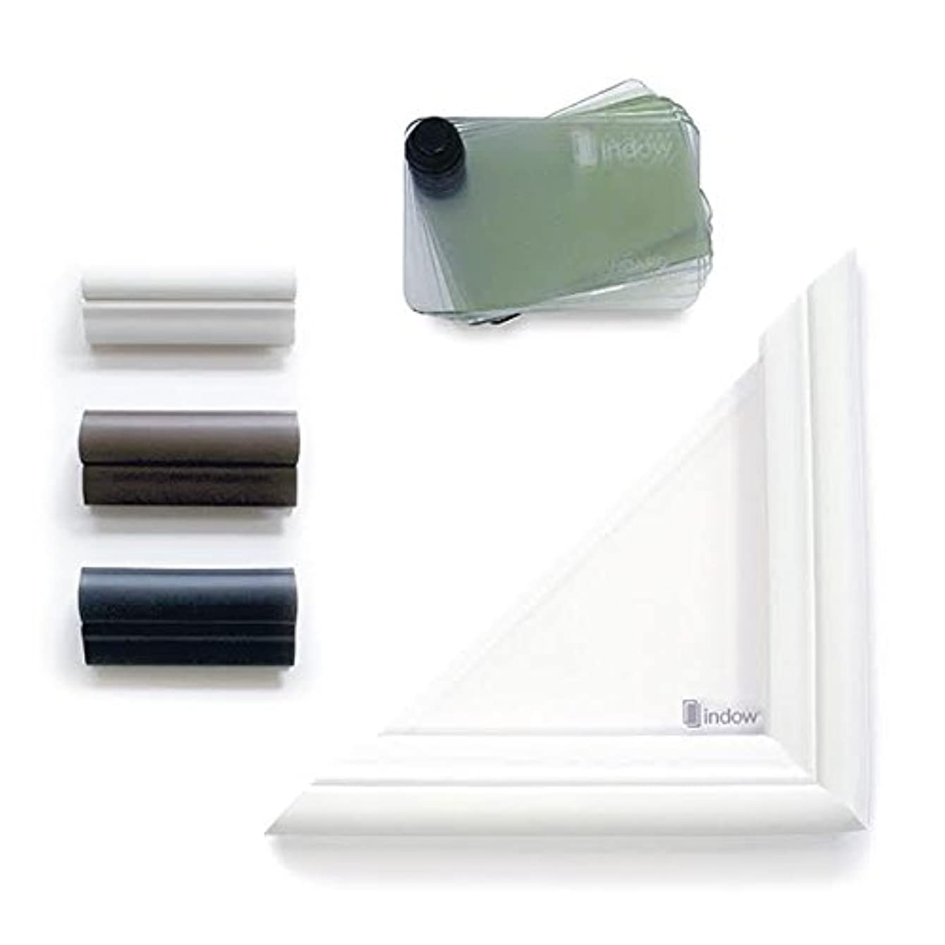 Indow Window Inserts - Sample Kit