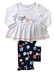 PREMIUM DESIGNER LUXURY NIGHTWEAR: Our pyjamas sets are made from high quality 100% cotton fabric which makes them super soft and comfortable. WHY CHOOSE MINI VANILLA?: Winner of 2019 and 2018 pyjama online retailer! Your daughter deserves nothing le...