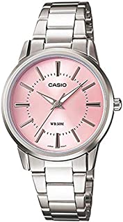 Casio LTP-1303D-4AV Stainless Steel Band watch For Girls