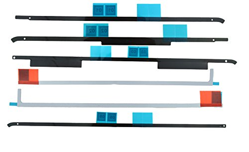 JANRI Replacement LCD Display Adhesive Tape Repair kit Strips for Apple iMac 21.5' A1418 (iMac13,1 Late 2012, iMac14,3 Late 2013, iMac14,4 Mid 2014,iMac16,1 2015,iMac16,2 Retina 4K Late 2015)