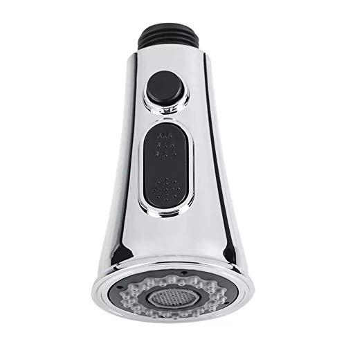 Cocina Pull Out Faucet Sprayer Boquilla Ahorro de agua Baño Baño Fregadero Ducha Spray Head Agua Agua Grifo Filtro de grifo. JIAJIAFUDR (Color : -, Size : -)