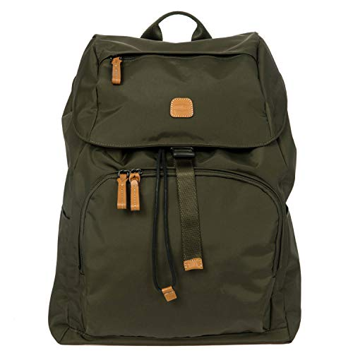 Bric's USA Luggage Model: X-BAG/X-TRAVEL |Size: excursion backpack | Color: OLIVE