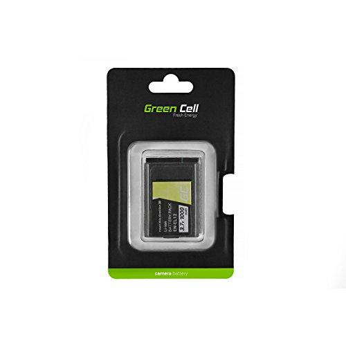 Green Cell Batería para Cámara Nikon Coolpix S9600, Full Decoded (Li-Ion Celdas 1000mAh...