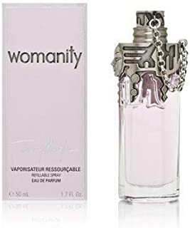 Thierry Mugler Womanity Eau de Parfum Spray for Women 50 ml, 50 ml