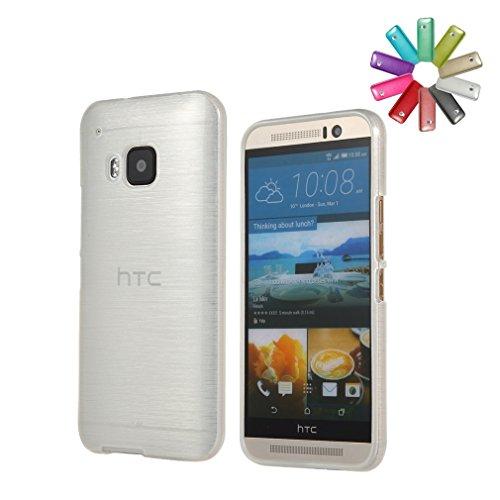 Bralexx 5631 TPU Schutzhülle für Motorola Moto G (3G) weiß