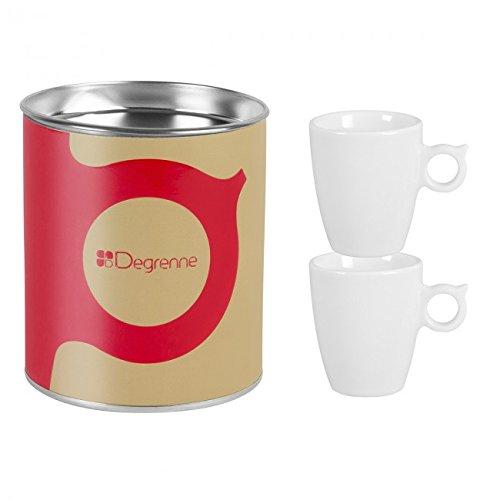 Coffret de 2 tasses à espresso Smoos