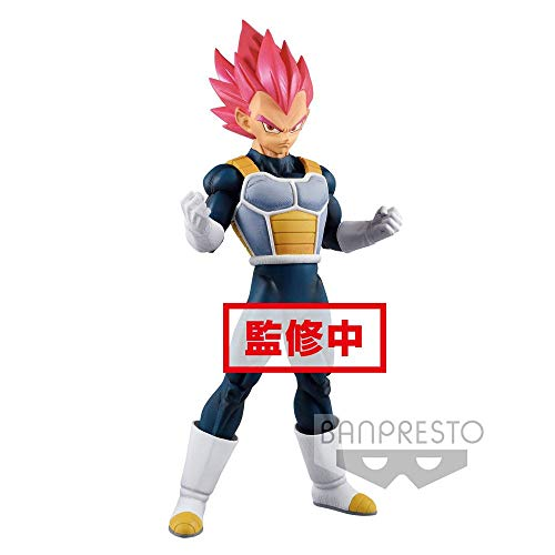 banpresto Dragonball Super Movie estatuas, Idea regalo, pers