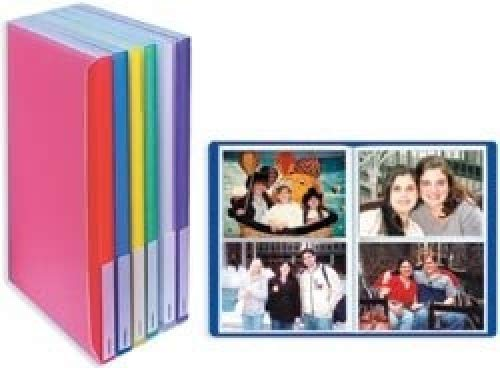 Pioneer Albums Bulk Buy Space Saver Photo Album Pockets Holds Photos Up to 4 inch x 6 inch (3-Pack)