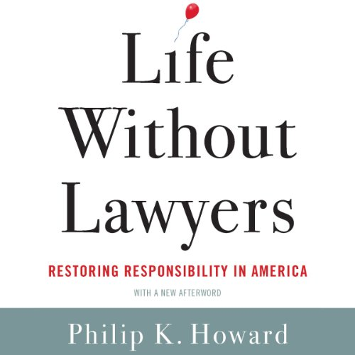 Life Without Lawyers audiobook cover art