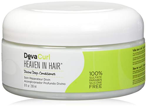 DevaCurl Heaven In Hair (Intense Moisture Treatment - For Super Curly Hair) 236ml