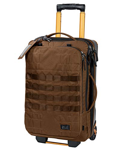 Jack Wolfskin Travel TRT Rail 40 Rollreisetasche 55 cm Deer Brown
