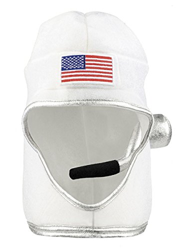 Boland 10117900 Hut Astronaut, mens, One Size