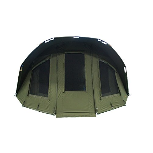 B.Richi Vario XXL Pro 2,5 Man EVO-Tex Angelzelt Karpfenzelt Bivvy Dome Zelt Carp