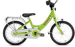Puky 4225 - ZL 16 Alu - Kinderfahrrad grün