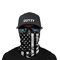 OUYZY Face Scarf Cover Mask - Sun Bandanas for Fishing Motorcycling Running