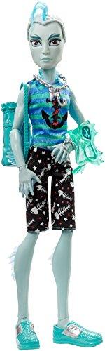 Monster High Mattel DTV85 - Gruselschiff Schiffsfreunde Puppe Gil
