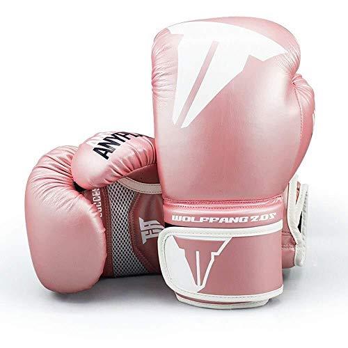 JIAHE115 Mini-handschoenen, voor volwassenen, Sanda Muay Thai, luchtervrije bokshandschoenen, praktisch, professionele training, wearable handschoenen voor beginners