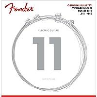 Fender エレキギター弦 Original Bullet™ 3150M, Pure Nickel.011-.049