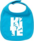 EZYshirt® Kite | Kitesurfing Lätzchen Baby Bio Baumwolle