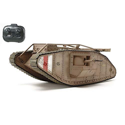 Tamiya America, Inc 1 35 WWI British Tank Mk.IV Male (w Control Unit), TAM48214