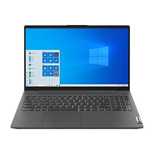 "2020 Lenovo IdeaPad 5 15.6"" FHD Laptop Computer_ 10th Gen Intel Quad-Core i5 1035G1 (Beats i7-7500u)_ 8GB DDR4 RAM_ 512GB PCIe SSD_ WiFi 6_ Windows 10_ BROAGE 64GB Flash Stylus, Online Class Ready"